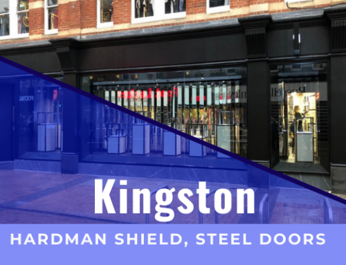 Hardman Shield & Steel Doors Installation – Kingston